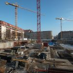 Wrocław - inwestycja budowlana w centrum