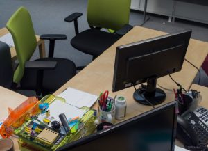 przybornik na biurko