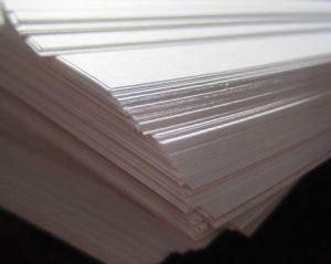 papier biurowy, ryza papieru